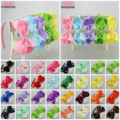 Bow Alice Band Hair Headband Aliceband Girls/Ladies
