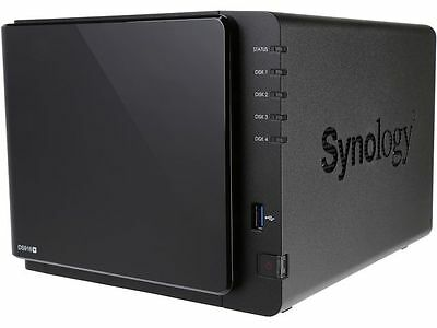 Synology DS916+ (8GB) Diskless System Network Storage
