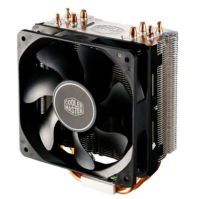 CoolerMaster Hyper 212X CPU Cooler | Direct Touch Heatpipes | 120mm 4Pin PWM Fan