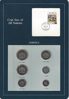 Coin Sets of All Nations - Jamaica