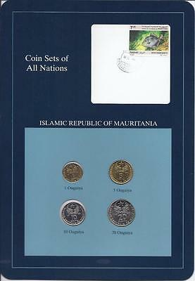 Coin Sets of All Nations, Mauritania