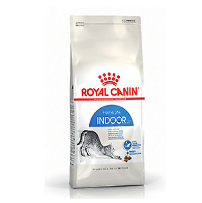 Royal Canin Indoor 27 Complete Odour Reduce Cat Food Dry Kibble