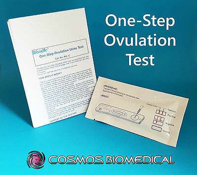 Ovulation Test - One-Step, Easy-to-use & Sensitive LH Fertility Ovulation Test