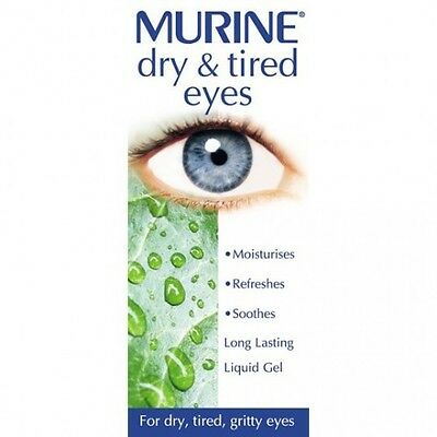 Murine Dry And Tired Eyes Drops 15Ml