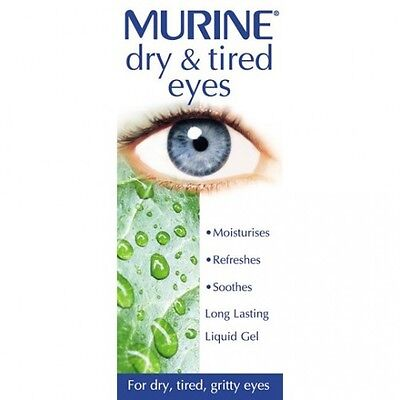Murine Dry And Tired Eyes Drops 15Ml *