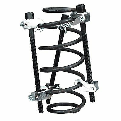 Sealey 3 Piece Car Coil Spring Remover Compressor/Clamp With Safety Hooks AK384