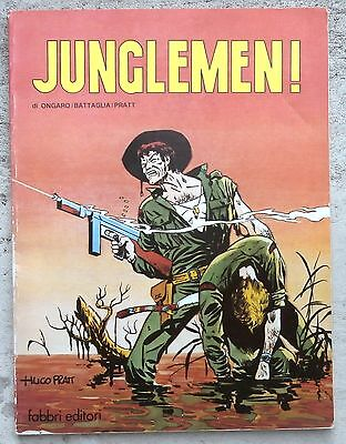 Junglemen EO italienne 1980 TBE Couverture inédite