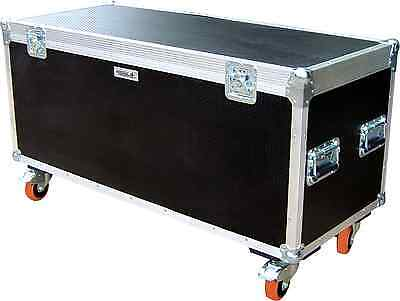 1200 x 500 x 500 Swan Flight Case Road Cable Trunk (Hex)