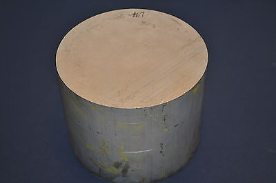 "Huge ROUND BAR OF ALUMINUM STOCK 6"" X 4-7/8"" for South Bend Atlas Lathe #ME2.1"