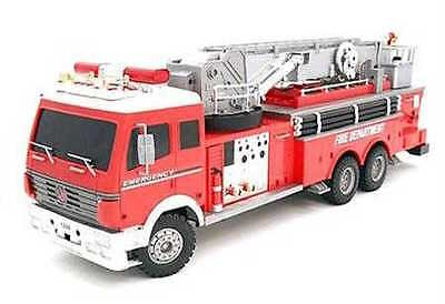 Hobby Engine R/C 813A / 813A Radio Control Fire Engine (1:18 Scale) 26.995mhz