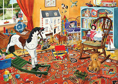The House Of Puzzles - 250 BIG PIECE JIGSAW PUZZLE - Toy Stories Big Pieces