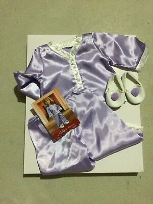 American Girl Doll Nellie Retired Pajamas Top Shirt ONLY
