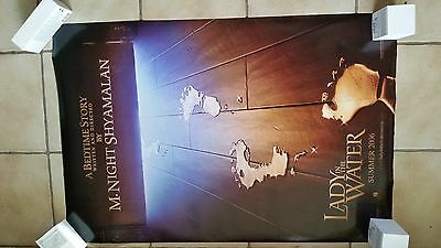 Lady in the Water Original Movie Poster DoubleSided 27x40 M. Night Shyamalan