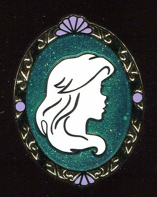 Princess Cameo Mystery Ariel Disney Pin 102157
