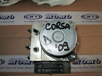 OPEL CORSA D 06-14 pompa ABS 0265251864  13350598