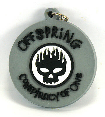 RockHyena THE OFFSPRING Keychain Keyring Key chain (The Kid Aren'T Alright) AA57