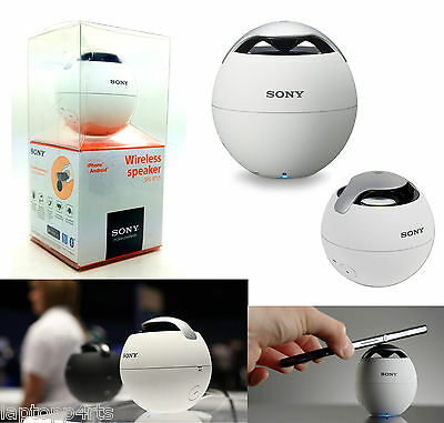 Genuine Sony SRS-BTV5  Wireless NFC Bluetooth Qi Certified Rechargeable Speaker