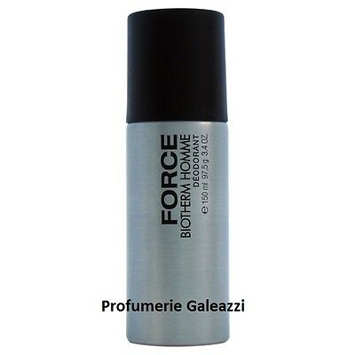 BIOTHERM HOMME FORCE DEODORANT NATURAL SPRAY - 150 ml