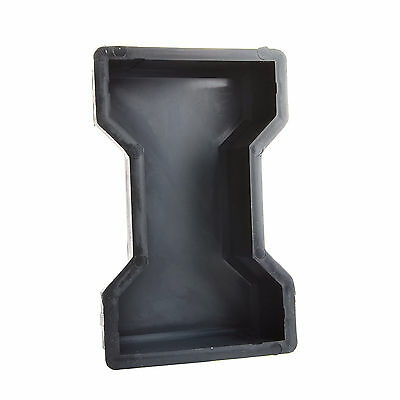BONE PAVING MOULDS concrete slabs maker for paving patio driveway parking garden