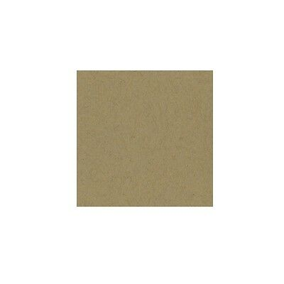 """25 Pack of Bazzill 12"""" x 12"""" Kraft Smooth Cardstock T9-960"""
