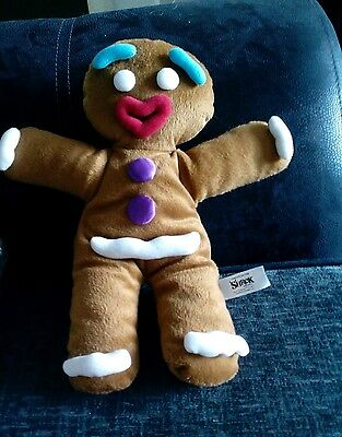 Ginerbread soft plush toy from shrek