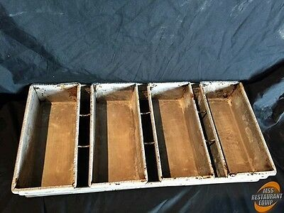 4-Strap Commercial Bakery Bread Loaf Pan (5)