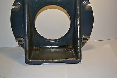 """EXCELLENT MOORE USA Right Angle VERTICAL BRACKET for 10"""" MOORE ROTARY TABLE"""