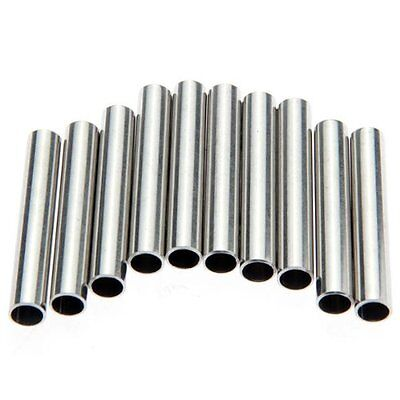 10pcs 304 Stainless Steel Tube Grip Tip Back Stem for Tattoo Machine SP