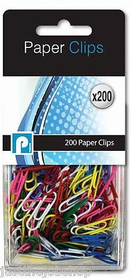 Paper Clips Pack Of 200