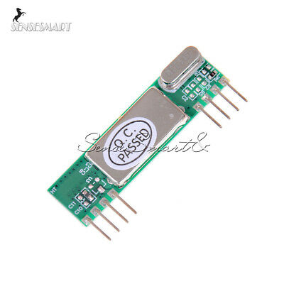 RXB6 433Mhz Superheterodyne Wireless Receiver Module for Arduino/ARM/AVR ST