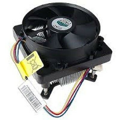 Cooler Master Socket 775 CPU Fan and Heatsink 4 Pin with Backplate