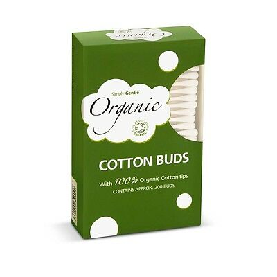 Simply Gentle Organic Cotton Buds | BRAND NEW