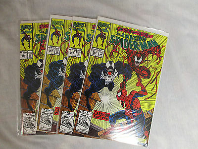 Amazing Spider-Man #362 NM 9.4 Second Appearance Of Carnage!! After 361