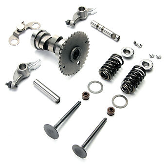 OEM CAMSHAFT AND VALVE ASSEMBLY FOR SCOOTERS WITH 150cc, GY6 MOTORS