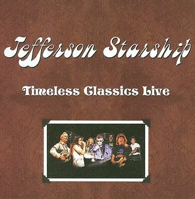 Jefferson Starship - Timeless Classics Live