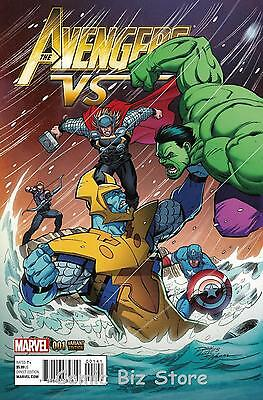 Avengers Vs #1 (2015) 1St Printing Lim Variant Cover Bagged & Boarded