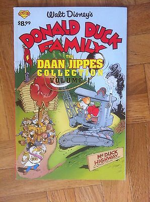 The Daan Jippes Collection Volume 1 Donald Duck Family Very Fine (D32)
