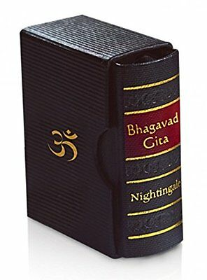 Mini Bhagavad Gita - English - Palm-sized - Bhagavad-Gita Note of spiritual wisd