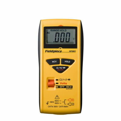 Fieldpiece SPDM1- Pocket Digital Multimeter