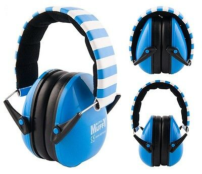 Alpine 'MUFFY' Earmuffs For Kids, Blue