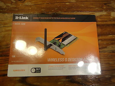 D-LINK WIRELESS G WDA-1320 DRIVER FOR WINDOWS 10