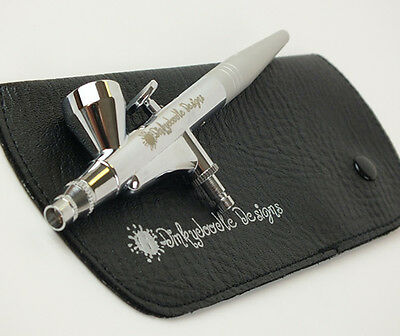 Dinkydoodle Engraved Airbrush Pen And Pouch