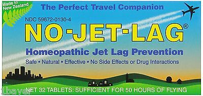 Lewis N Clark No Jet Lag Travel Tour Homeopathic Flight Cruise Fatigue Remedy