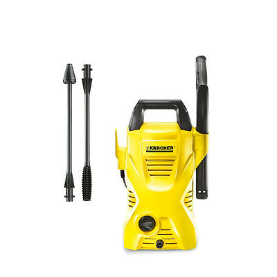 Compact Karcher K2 Air-Cooled Pressure Washer Powerful Jet Spray Wash Clean