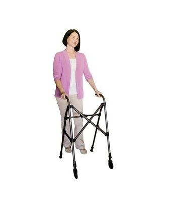 Space Saver Walker – Foldable Walking Frame Walker