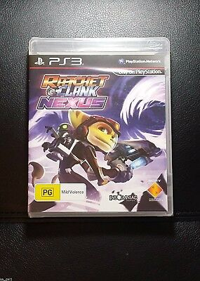 Ratchet And Clank Nexus *NEW / SEALED (Sony PlayStation 3, 2013) PS3 Game