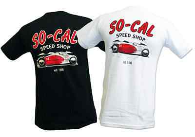 SO-CAL Speed Shop First In Speed Tee