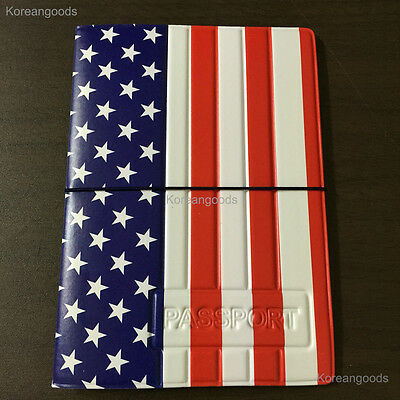 Travel ID Card Passport Holder Ticket Document Protector Cover Case Bag Wallet 1