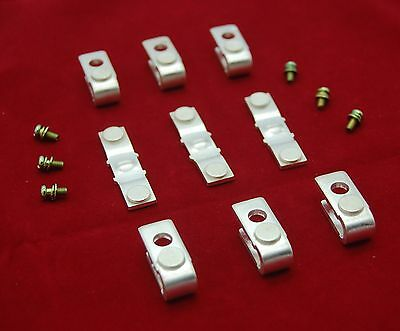 1 Set Fits 3TY7480-OA 3 poles Contact kits for 3TF48 contactor High quality