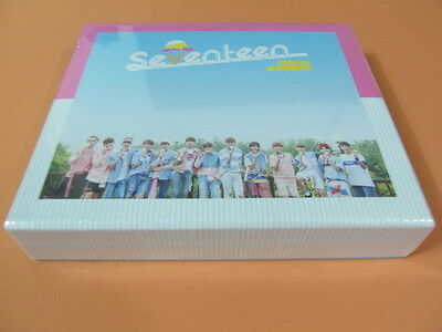 SEVENTEEN - Love & Letter (Repackage) CD w/Booklet (152p) + Photocard + Sticker